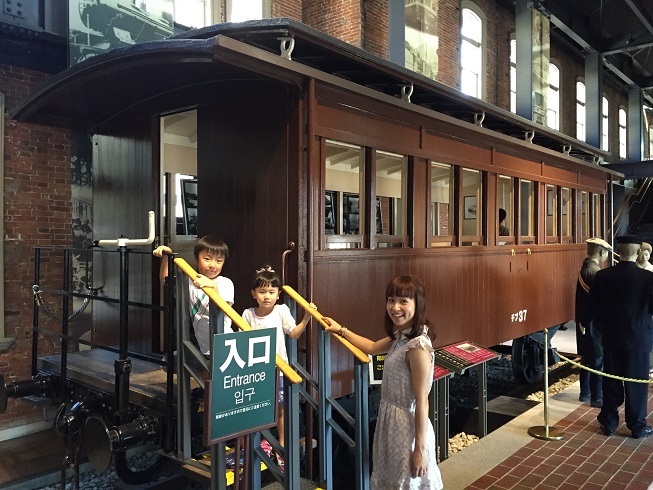 九州鉄道記念館に行ってきました...